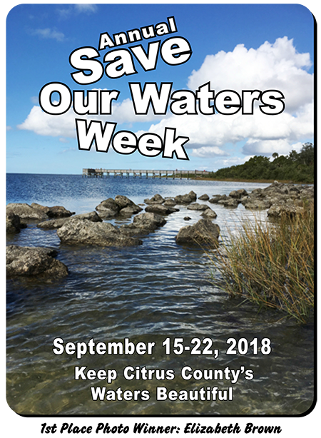 Save Our Waters Week